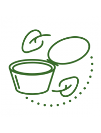 Масло-плитка для тела