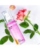 Розовая вода с маслом арганы Цветочная коллекция