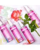 Розовая вода с с гелем алоэ вера Цветочная коллекция