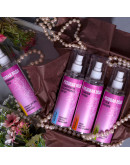 Розовая вода с комплексом гиалуроновых кислот Цветочная коллекция
