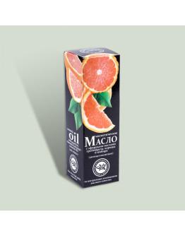 Масло косметическое Антицеллюлитное Crimean SPA Collection с эфирными маслами грейпфрута, корицы и имбиря