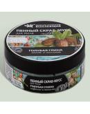 Пенный скраб-мусс для тела Голубая глина Crimean SPA Collection с маслом ши и жожоба