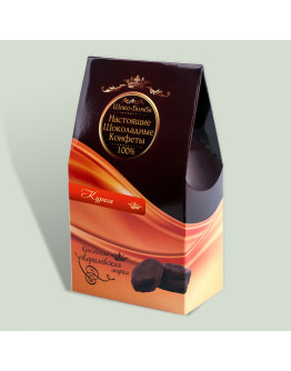 Шоко-бомба Курага в шоколаде в коробке 250 г