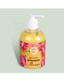Крем-мыло Мимоза для всех типов кожи Цветочная коллекция