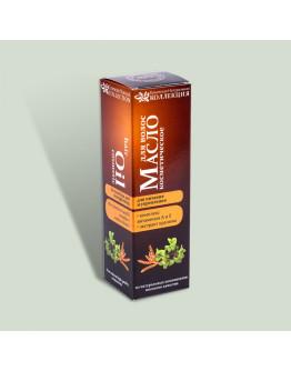 Масло косметическое для волос Crimean SPA Collection Питание и укрепление с комплексом витаминов и экстрактом крапивы