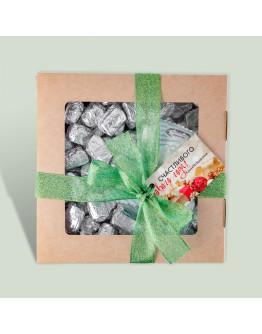 Подарочный набор Шоко-Бомба с ароматическим саше Лаванда
