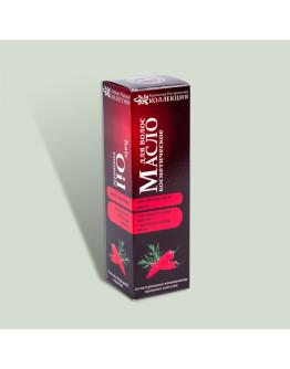 Масло косметическое для волос Crimean SPA Collection Стимуляции роста с экстрактом корня лопуха и экстрактом красного перца