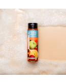 Натуральный гель для душа на морской розовой соли Энергия фруктов Crimean SPA Collection