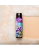 Натуральный гель для душа на морской розовой соли Лавандовый рай Crimean SPA Collection