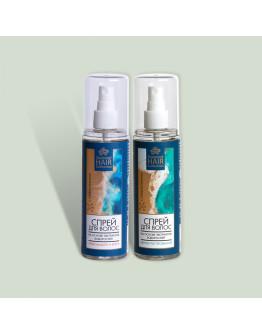 Спрей для волос Темозащита и блеск Seaweed Hair Collection