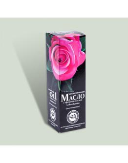 Масло косметическое Увлажняющее Crimean SPA Collection с эфирным маслом розы